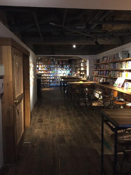 森の図書館9