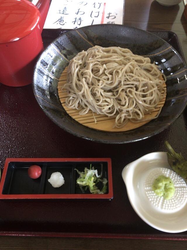 岐阜県高山市 蕎麦正 6