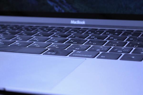 MacBook2016年モデル1