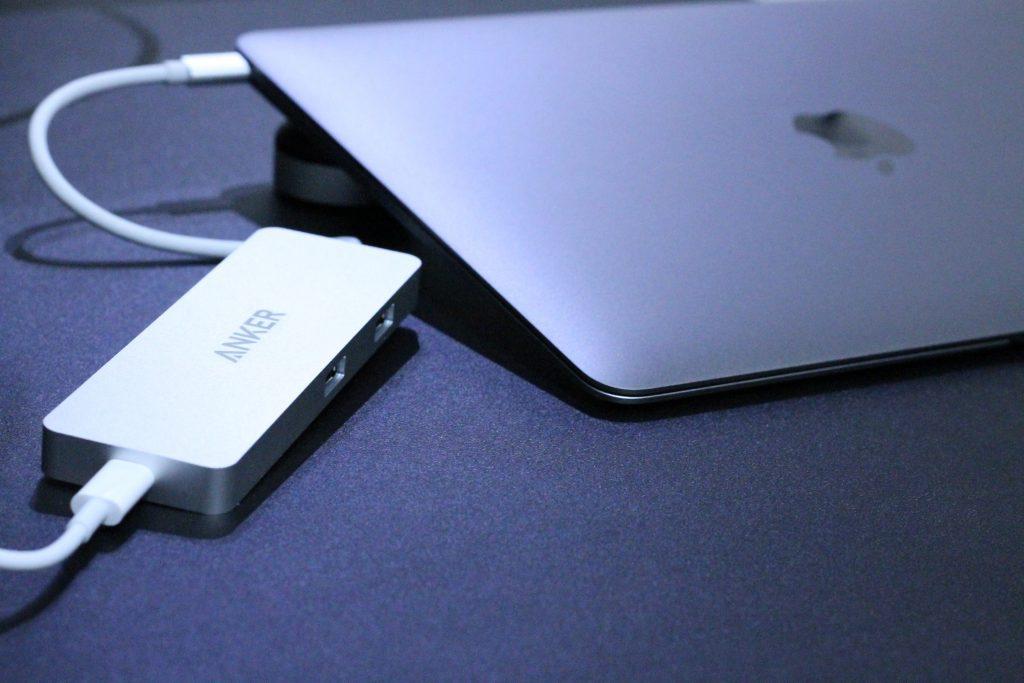 Anker プレミアム USB-Cハブ