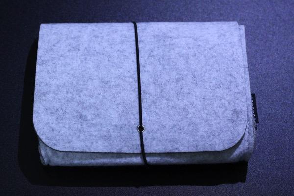 Dodocoolのフェルト製MacBook用スリーブケース6
