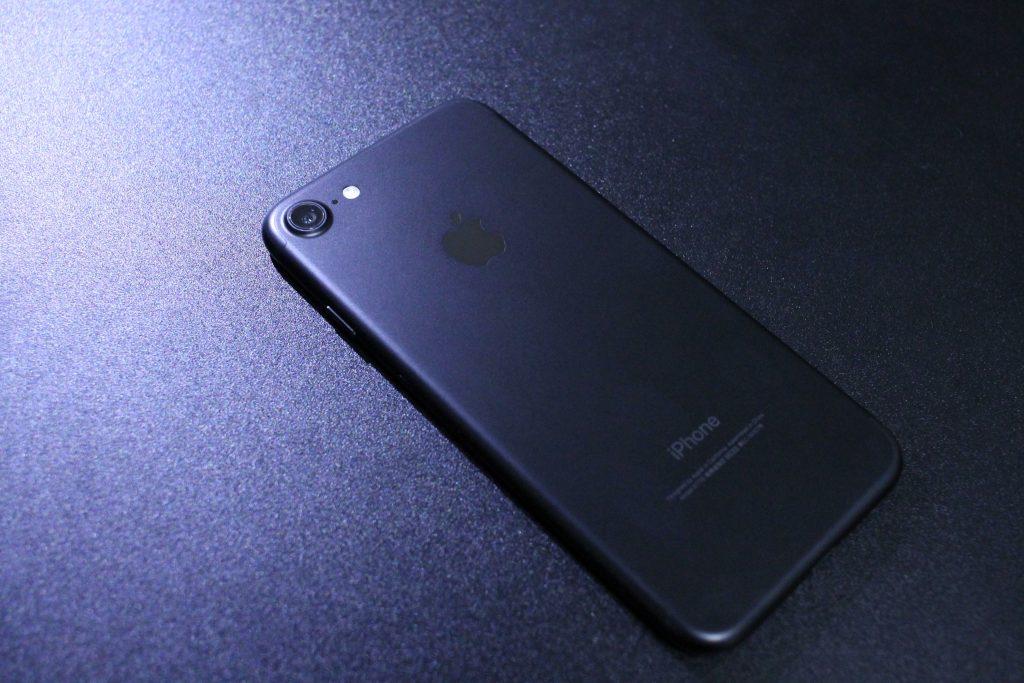 iPhone7はかっこいい