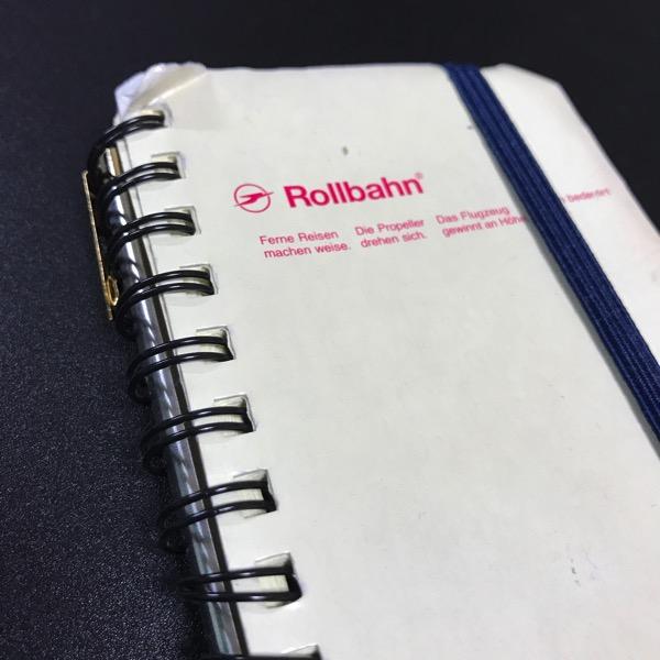 力強いノートと このノートとナイスコンビなペン2