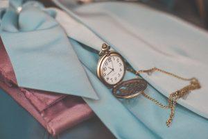 置き去りにされた時計