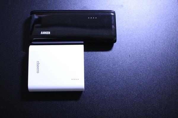 Cheeroのモバイルバッテリーを選んだ理由2