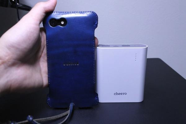 Cheeroのモバイルバッテリーを選んだ理由7
