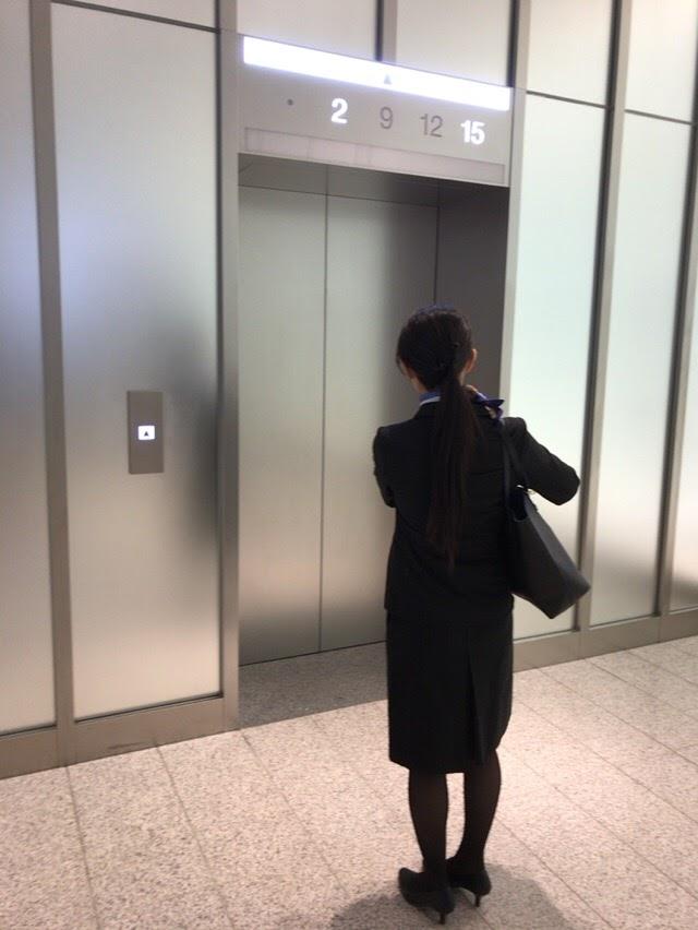 名駅JRゲートタワーの日本一高い場所にあるスタバ4