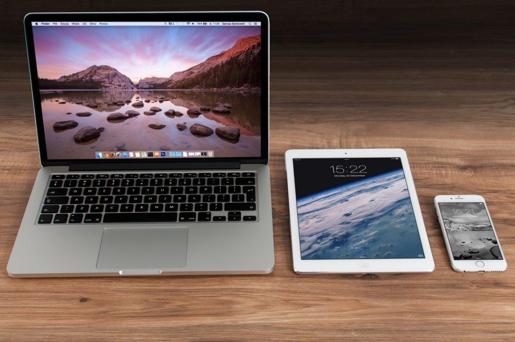 Apple製品たち
