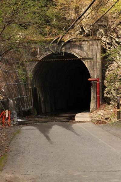 夢の吊り橋こと寸又峡へ H29 4月中旬 日曜午前の様子 1