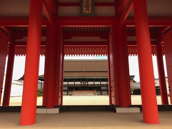 京都ぶらり観光の雑感 京都御所 龍安寺 仁和寺 6