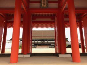 京都ぶらり観光の雑感〜京都御所、龍安寺、仁和寺〜6