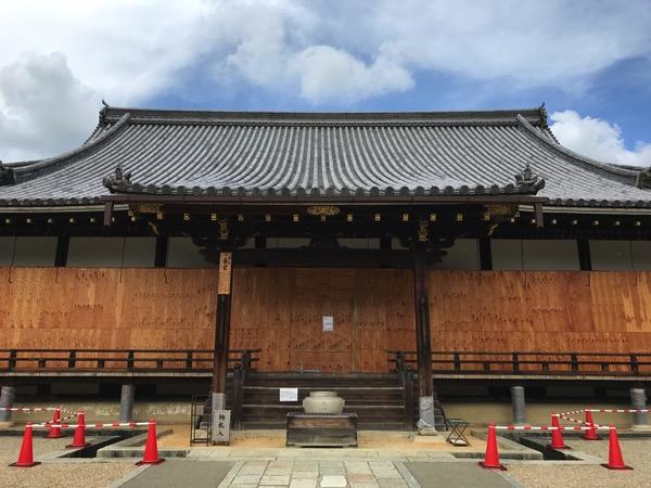 京都ぶらり観光の雑感 京都御所 龍安寺 仁和寺 9