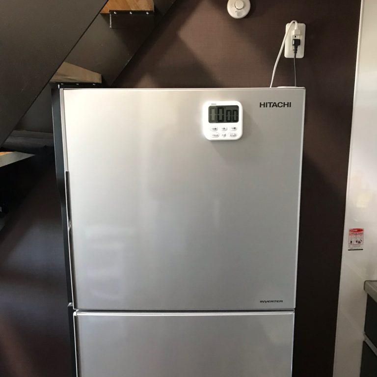引越しで冷蔵庫が入らないトラブルから、再注文して設置完了するまでの全行程を紹介!
