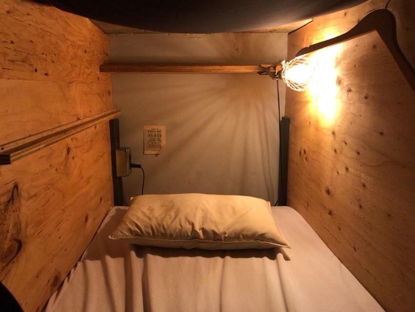 池袋の泊まれる本屋 BOOK AND BED TOKYO への宿泊レビュー 7