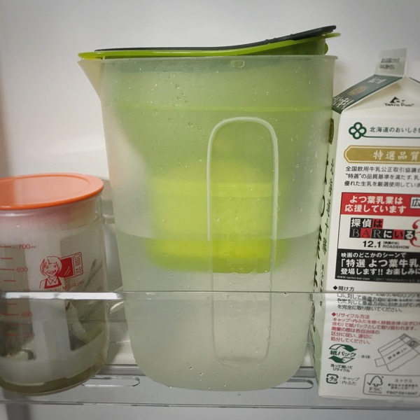 飲料代を節約 水道水をろ過して美味しい水が作れるBRITAの浄水ポット 7