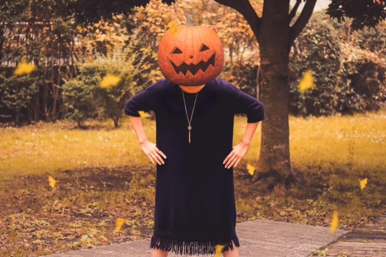 かぼちゃのお姉さん