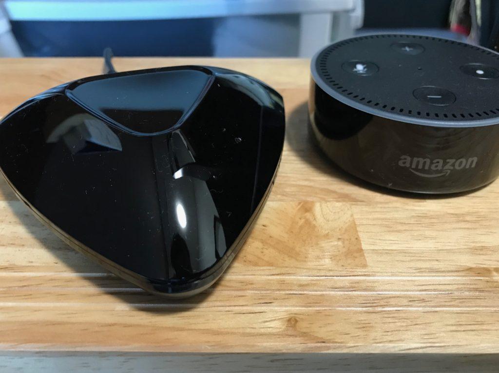 AmazonEchoとeRemoteを連携して「アレクサ、照明をつけて」を設定する方法