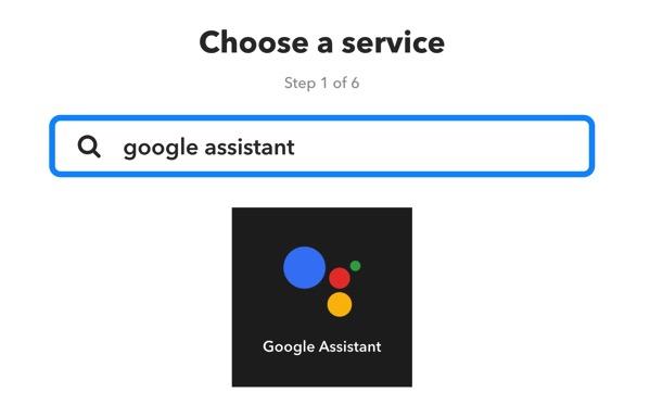 GoogleHomeでiPhoneを探す IFTTTで電話をかける 方法2