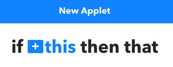 GoogleHomeでiPhoneを探す IFTTTで電話をかける 方法1