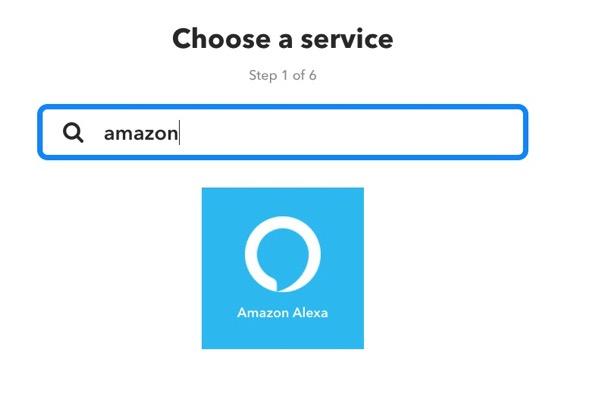 AmazonEchoでiPhoneを探す IFTTTで電話をかける 方法12