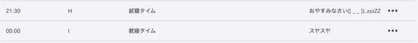 TaskChute Cloudは、1日の始まりの時刻を自分で決めることができる1