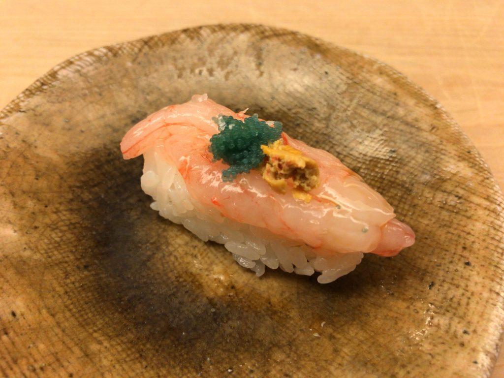 初めての一人で回らない高級寿司チャレンジ