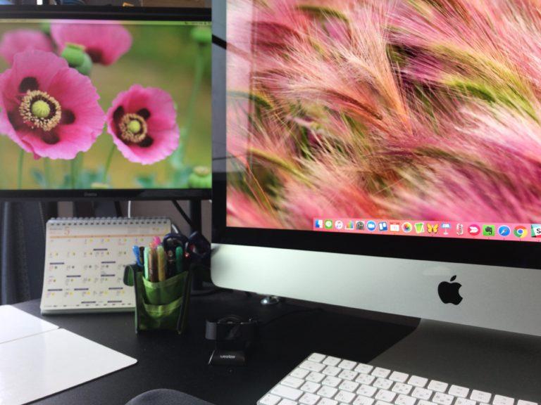 Macと接続した外部ディスプレイが認識しない・点滅する時の解決方法